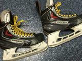 Продам хоккейные коньки Bauer Apx2, размер 6D, бу