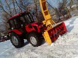 Снегоочиститель фрс-200. на мтз-82